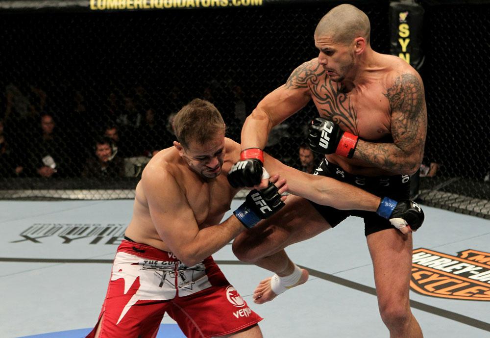 UFC120: Maldonado vs. McSweeney