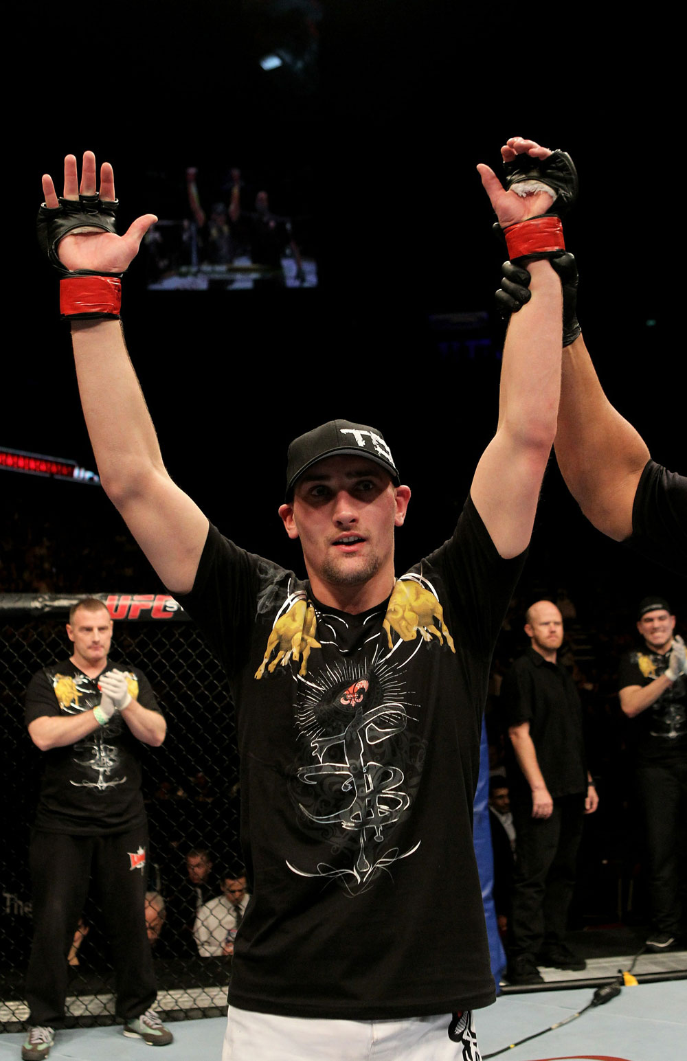 UFC 120: Winner Paul Sass