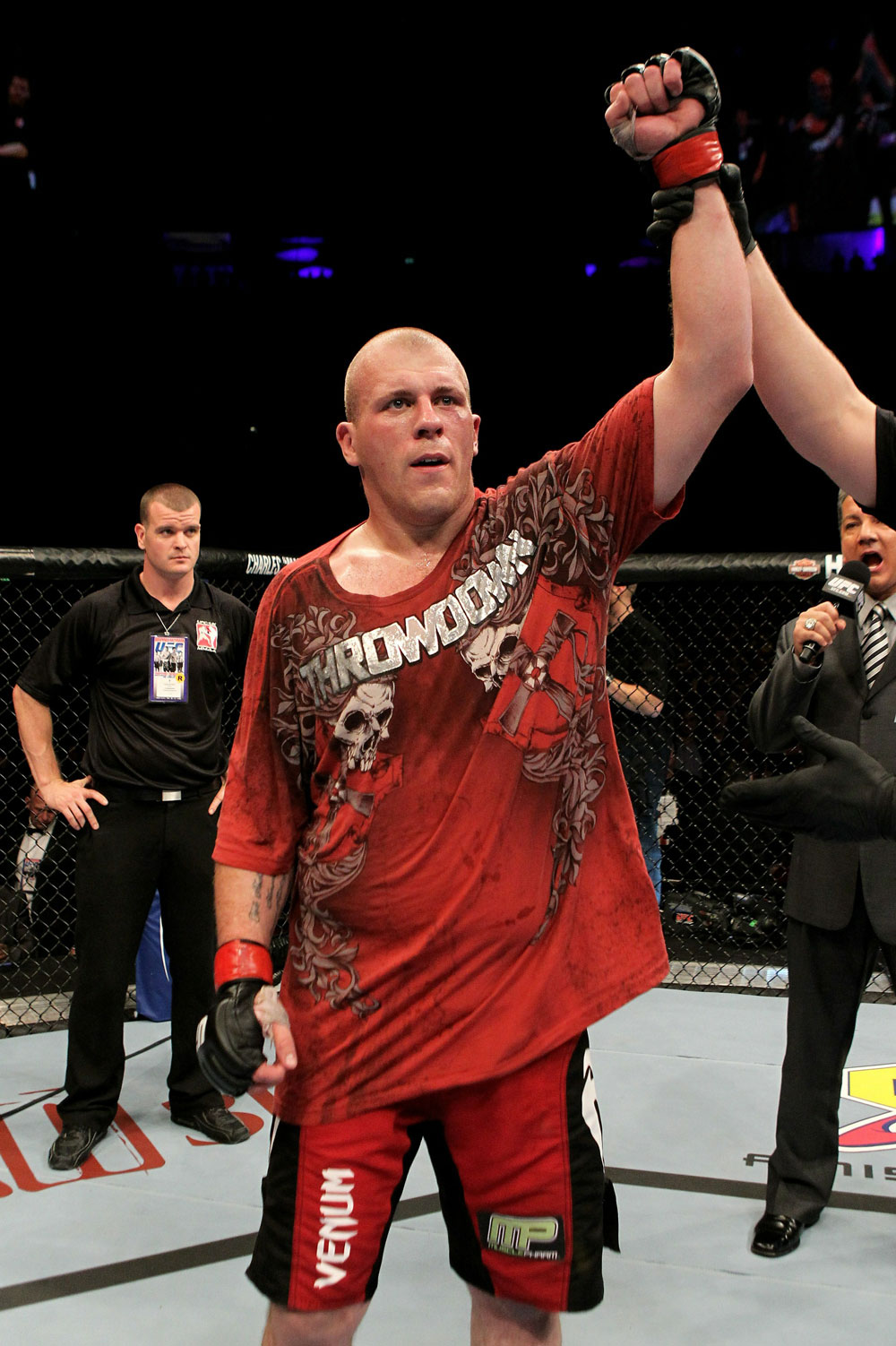 UFC 120: Winner Rob Broughton