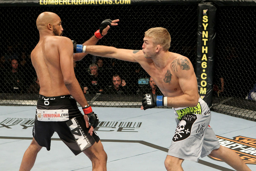 UFC 120: Diabate vs. Gustafsson
