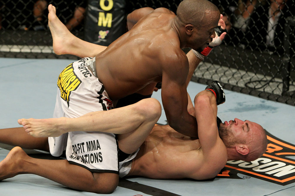 UFC 120: Wilks vs. Patrick