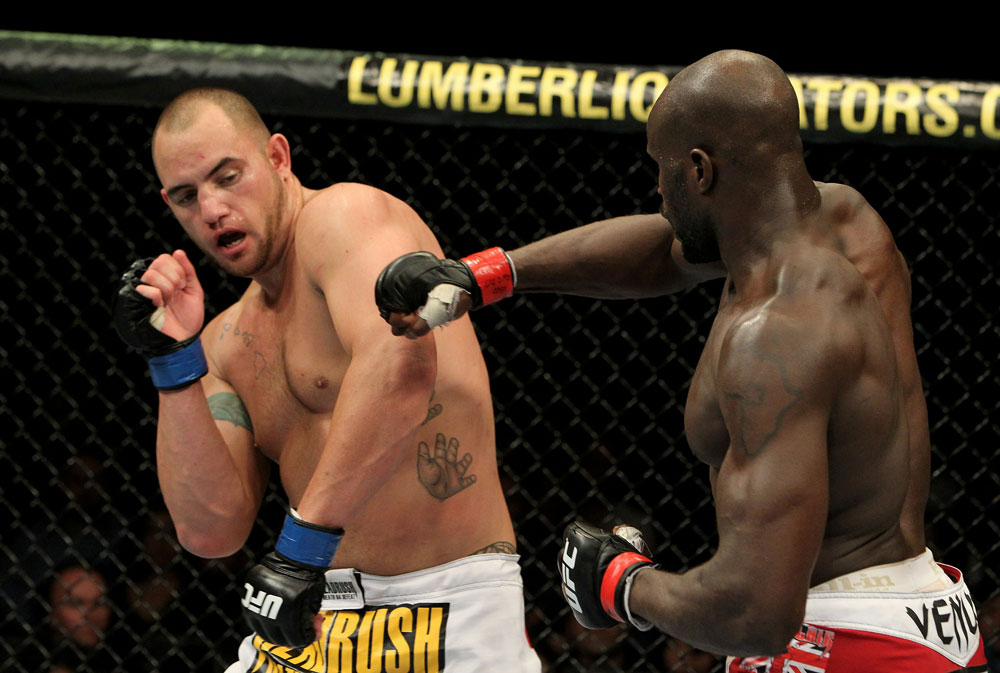UFC 120: Kongo vs. Browne