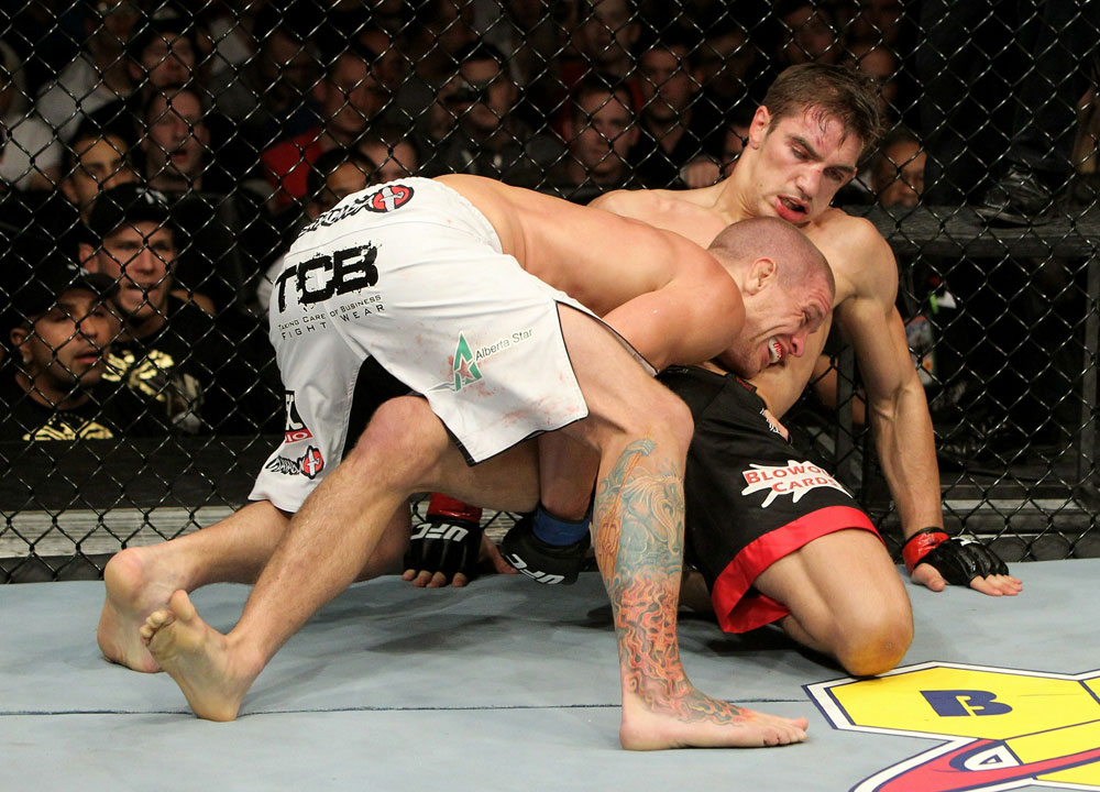 UFC 120: Hathaway vs. Pyle