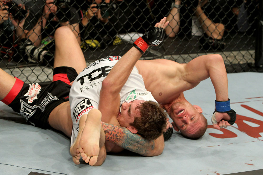 UFC 120: Hathaway