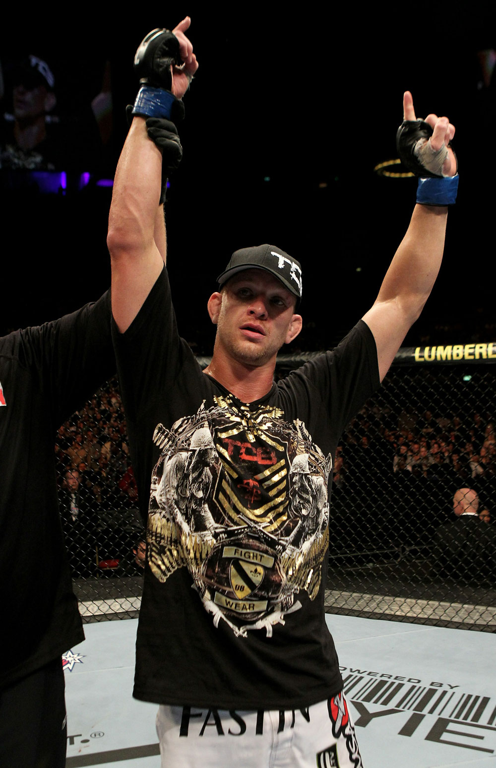 UFC 120: Winner Mike Pyle