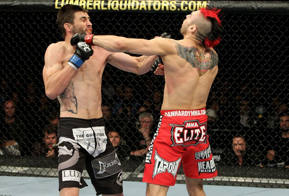 UFC 120: Hardy vs. Condit