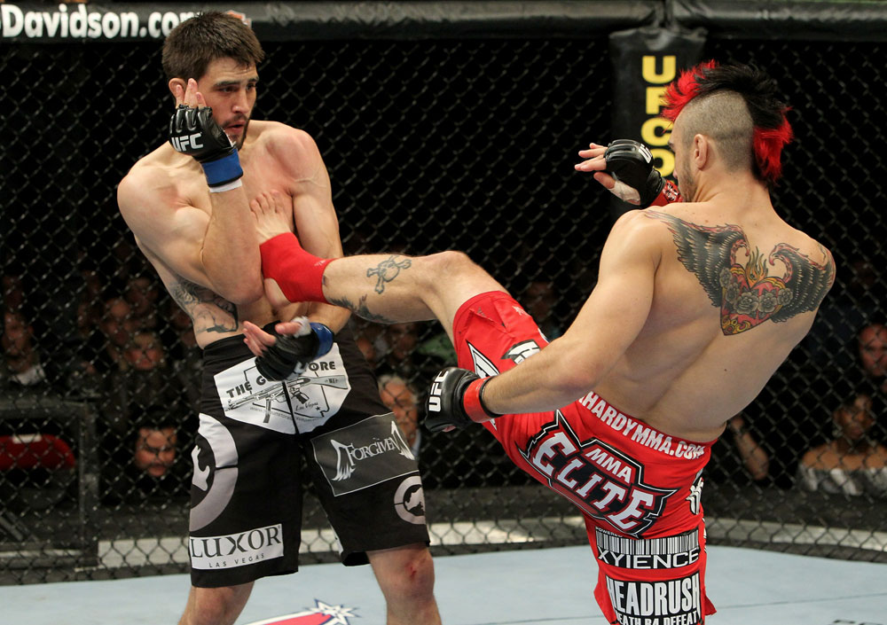 UFC 120: Hardy vs. Condit