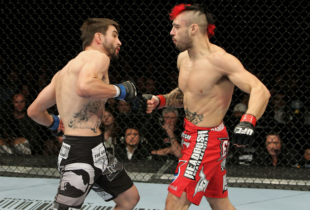 UFC 120: Dan Hardy vs. Carlos Condit