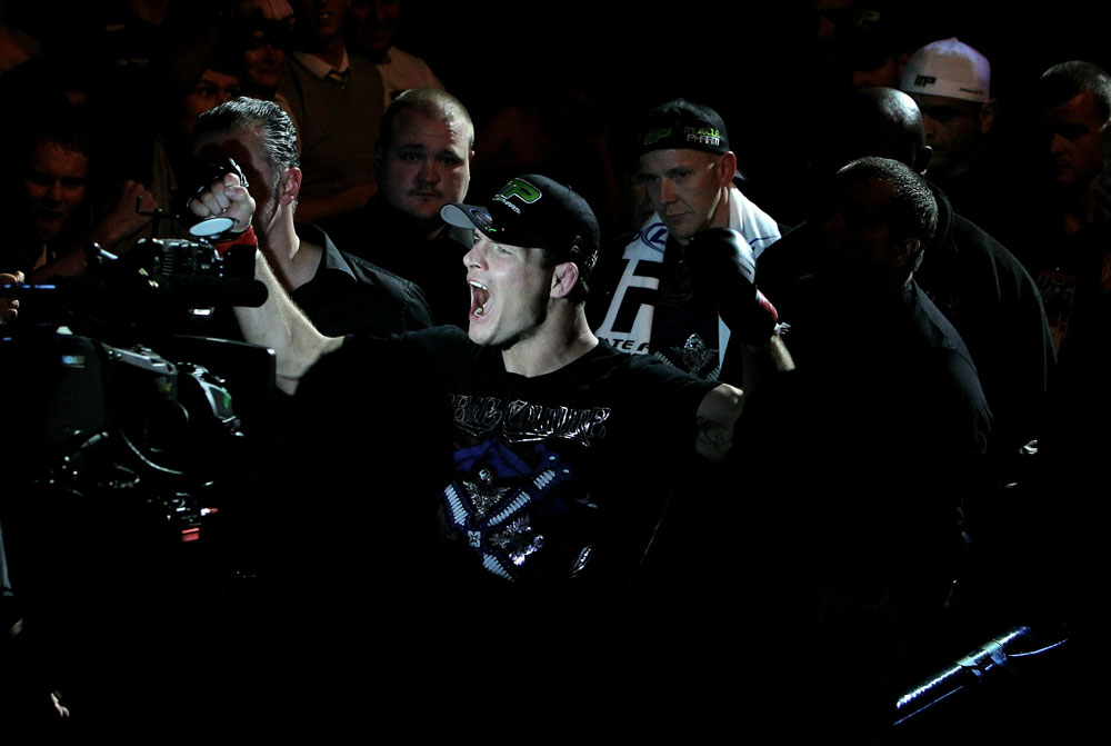 UFC 120: Michael Bisping