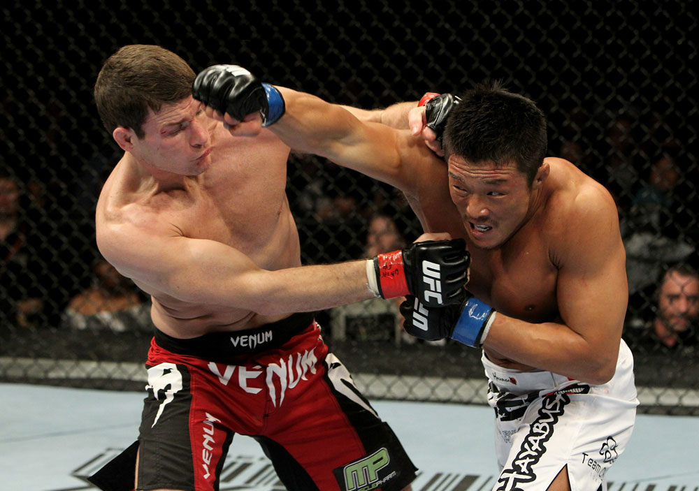 UFC 120: Bisping vs. Akiyama