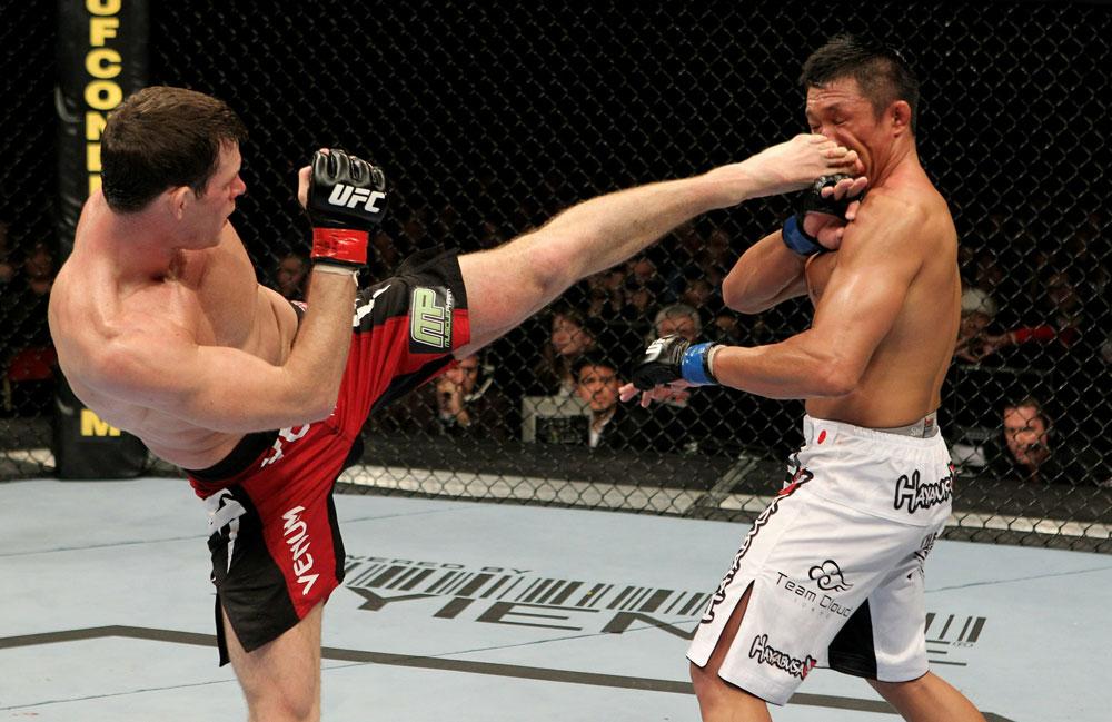UFC 120: Bisping vs. Akiyama