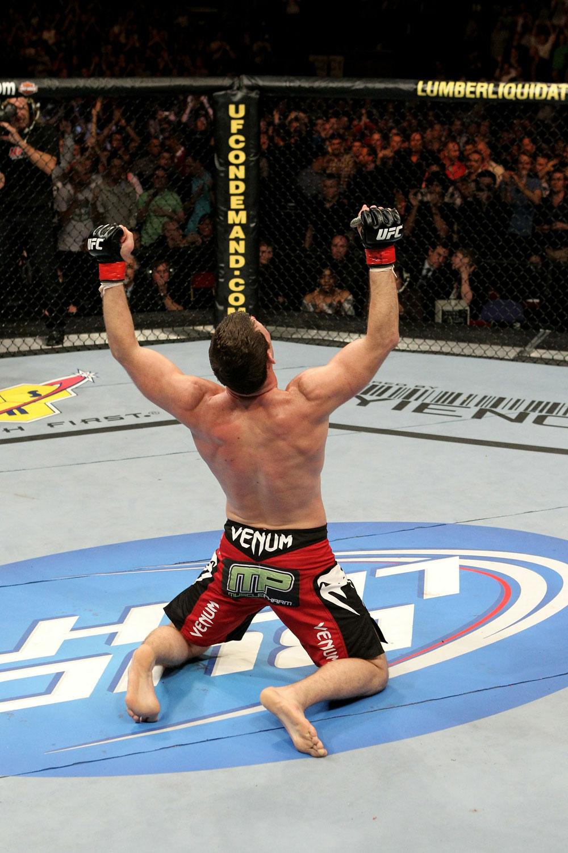 UFC 120: Michael Bisping