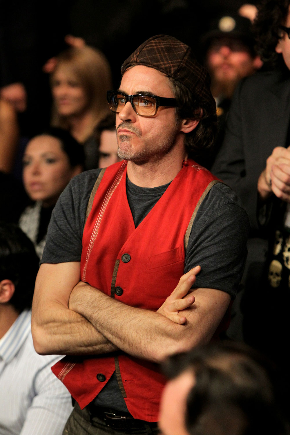 UFC 120: Robert Downey Jr.