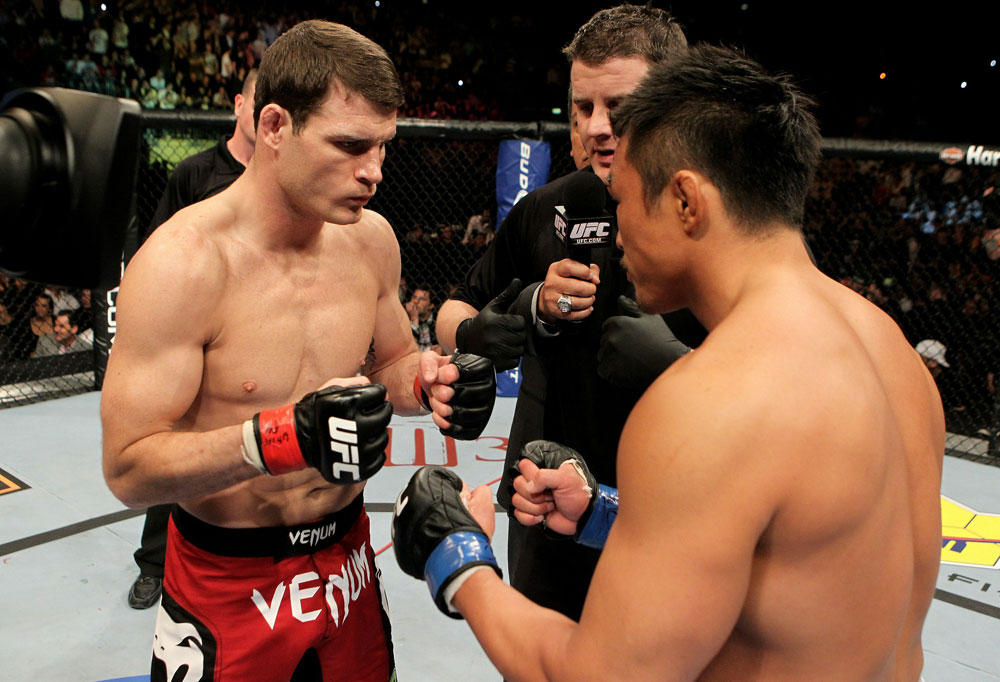 UFC 120 Bisping vs. Akiyama