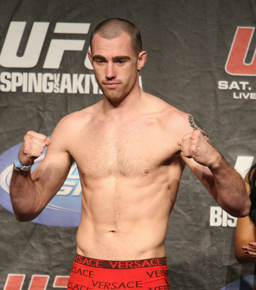 UFC 120 Weigh-Ins: Mark Holst