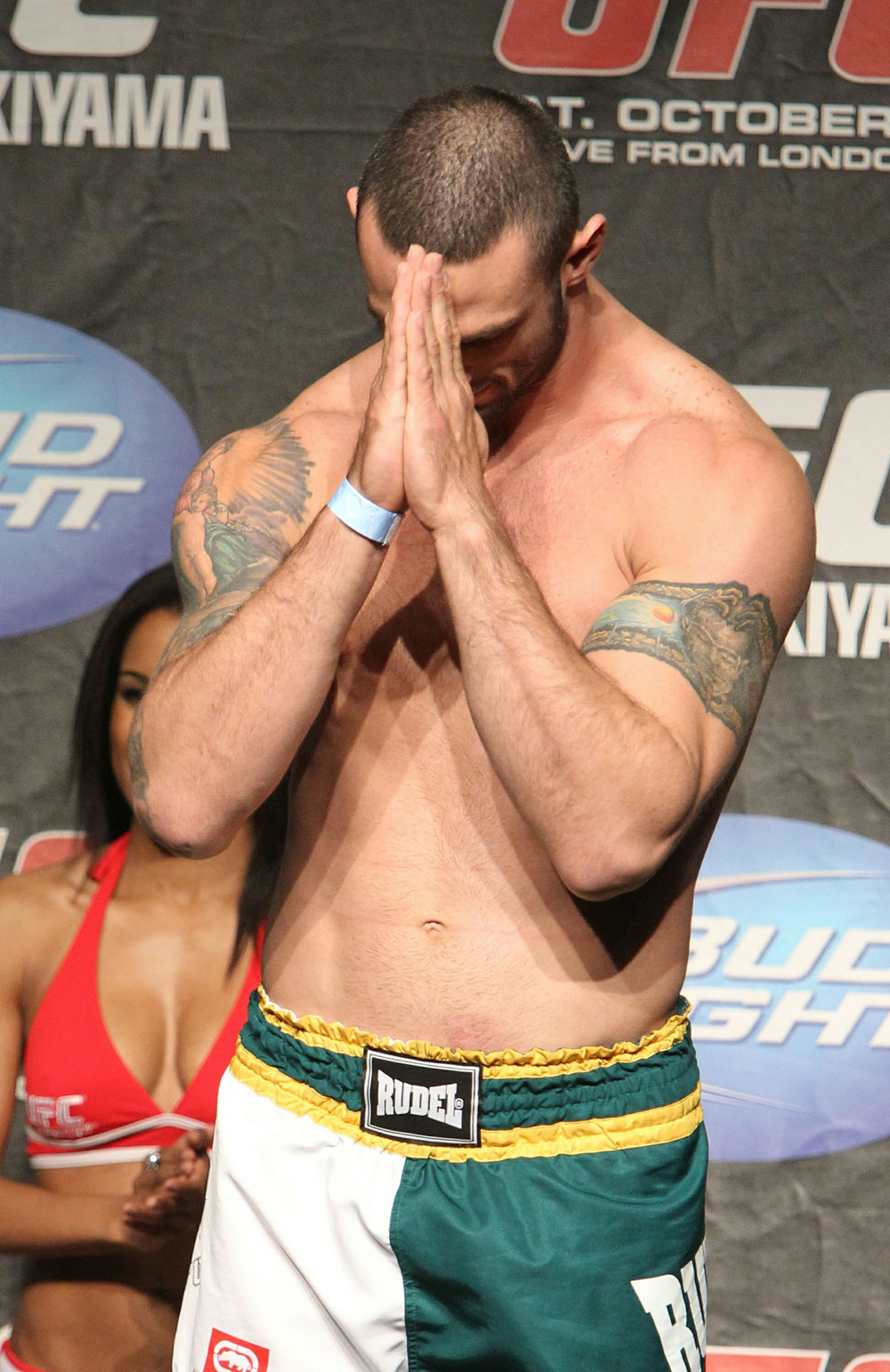 UFC 120 Weigh-Ins: Vinicius Quieroz
