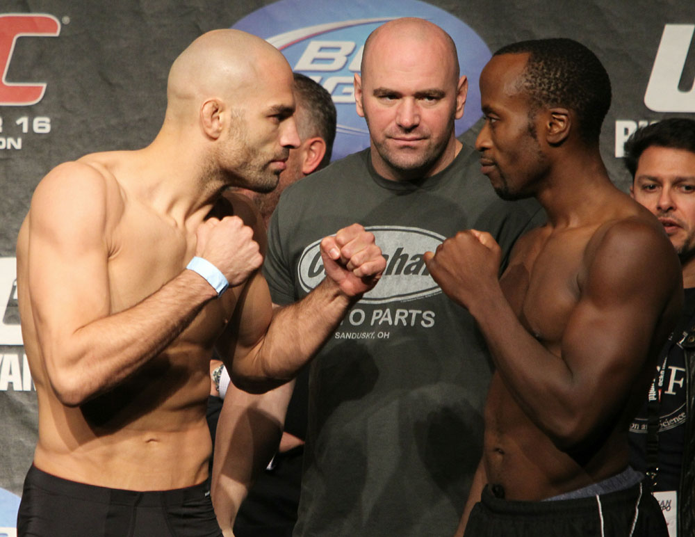 UFC 120 Weigh-Ins: Wilks vs. Patrick