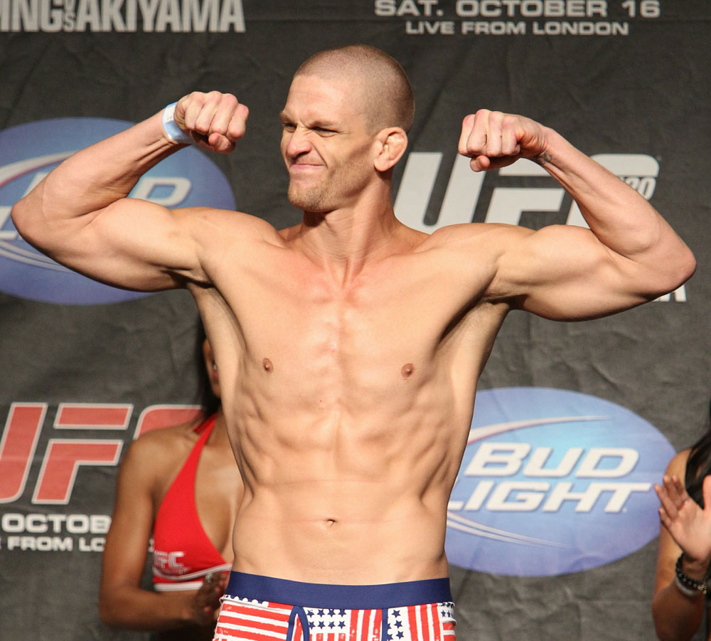 UFC 120 Weigh-Ins: Mike Pyle
