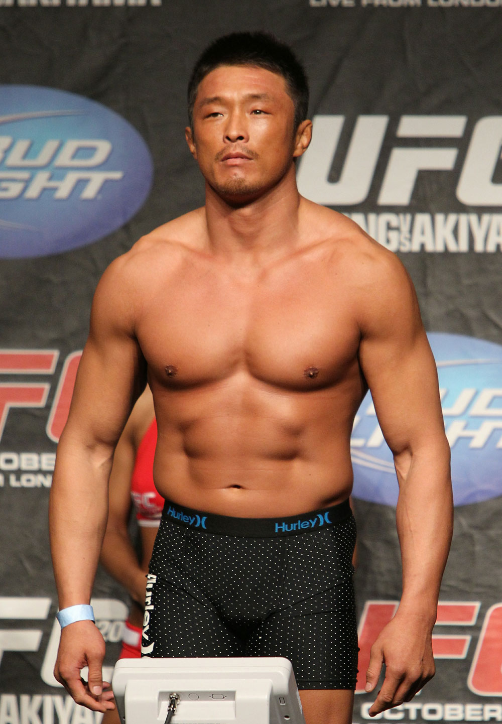 UFC 120 Weigh-Ins: Akiyama Yoshihiro