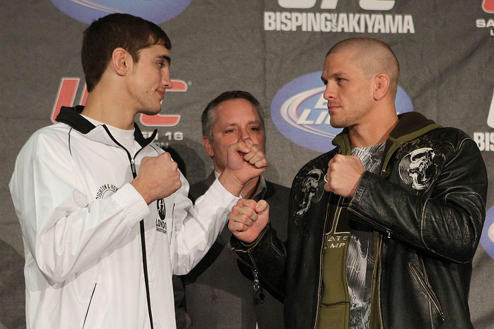 UFC 120 Press Conference: Hathaway vs. Pyle
