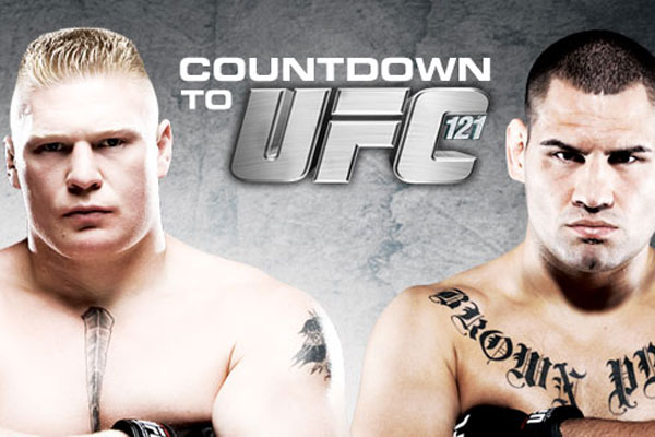 Countdown to UFC 121   UFC ® -...