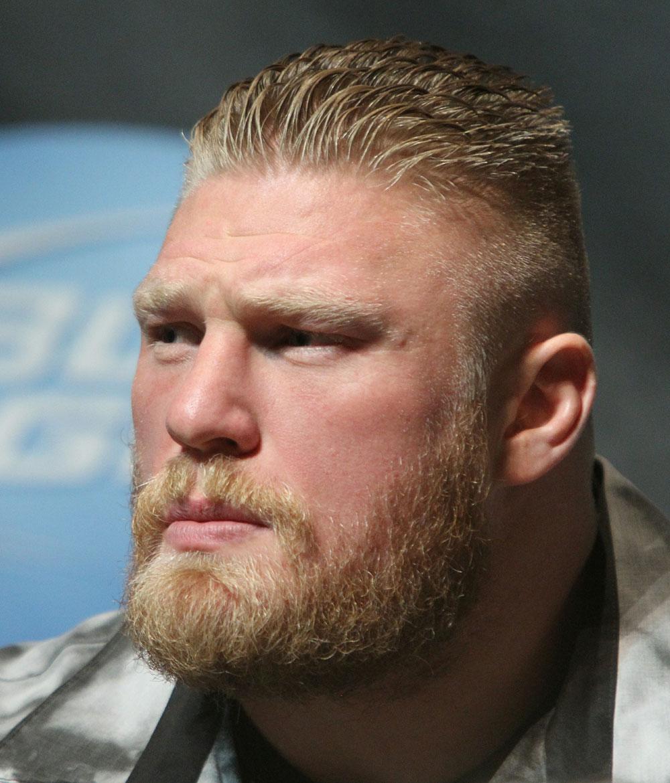 Brock Lesnar Beard