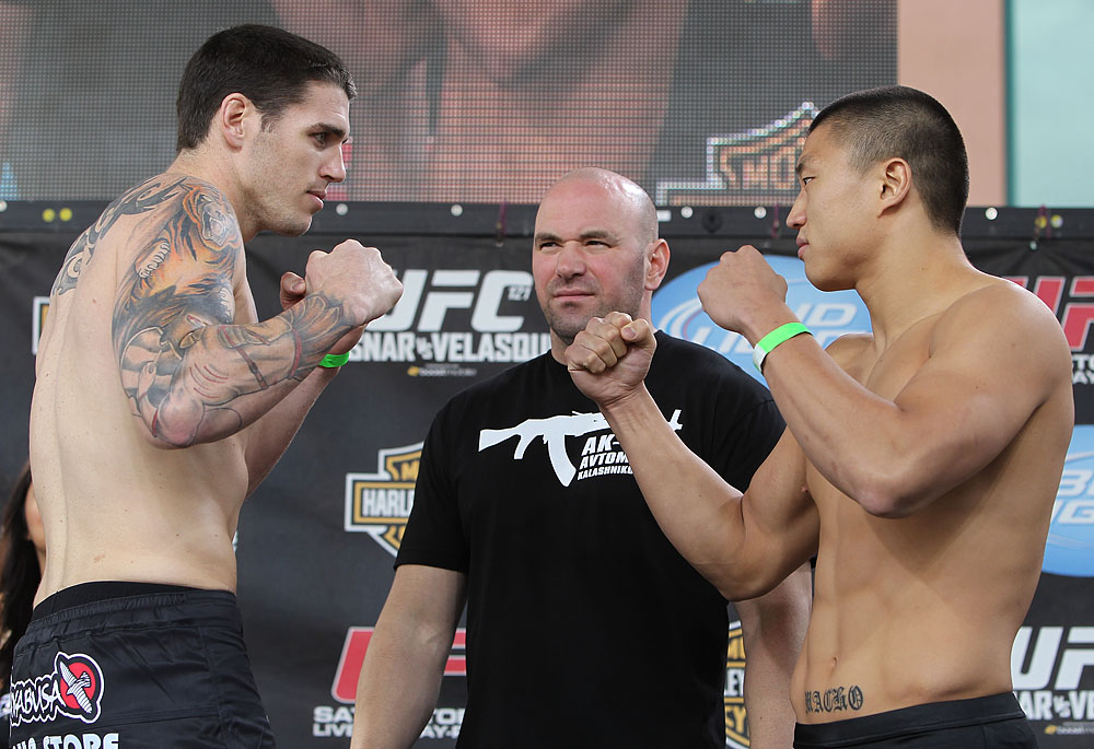 Chris Camozzi &amp; Dongi Yang