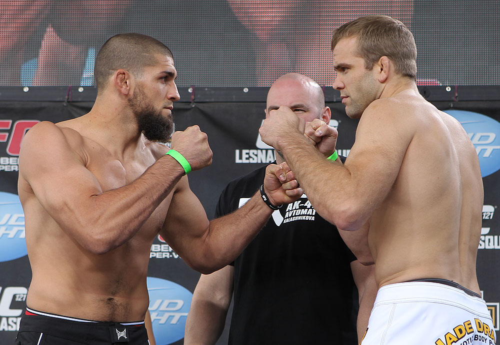 Court McGee & Ryan Jensen
