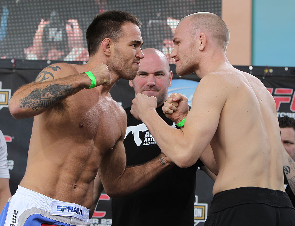 Jake Shields &amp; Martin Kampmann