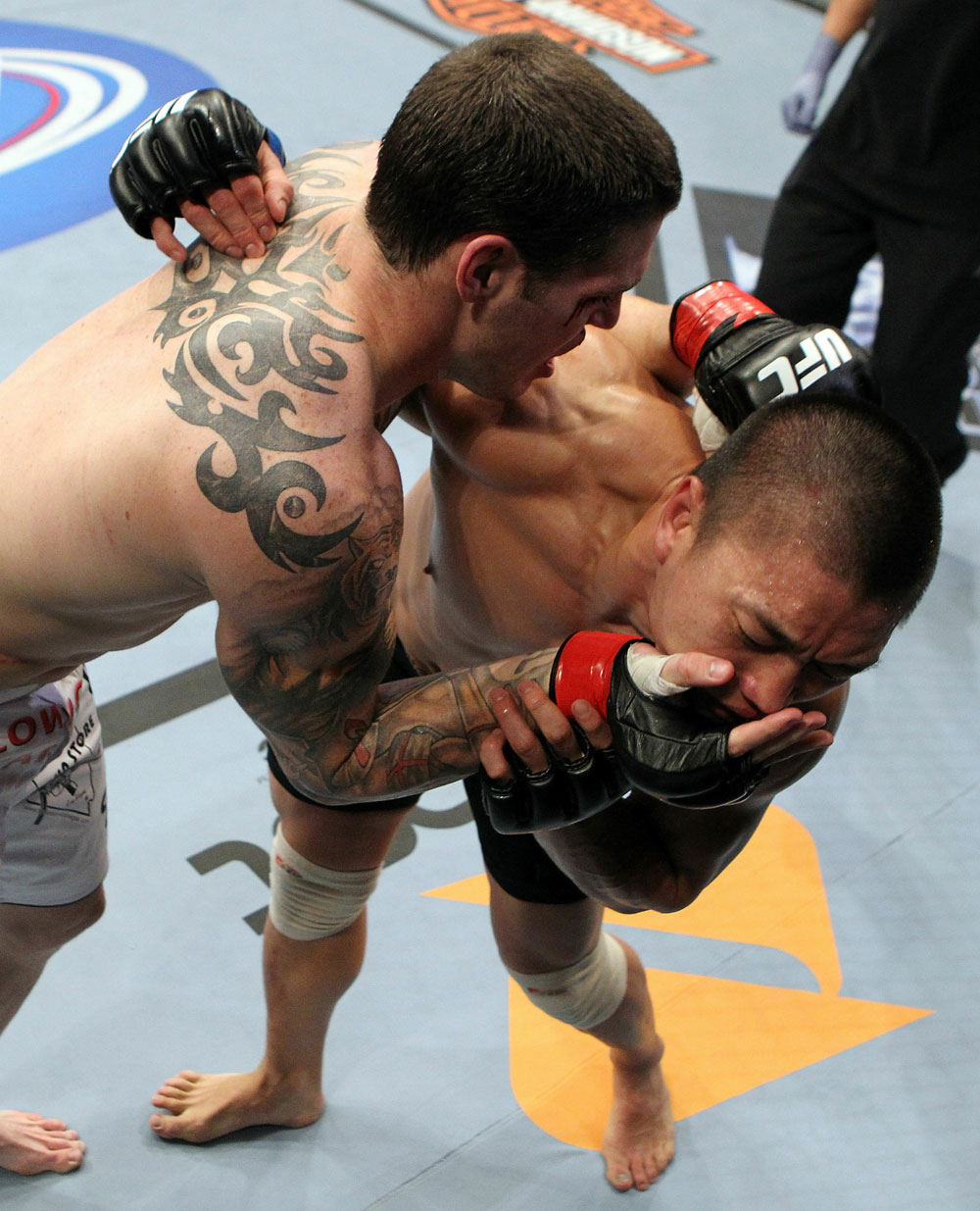 Chris Camozzi vs Dongi Yang