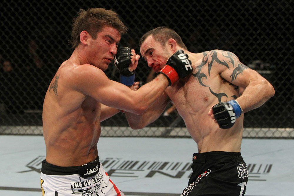 Sam Stout vs Paul Taylor