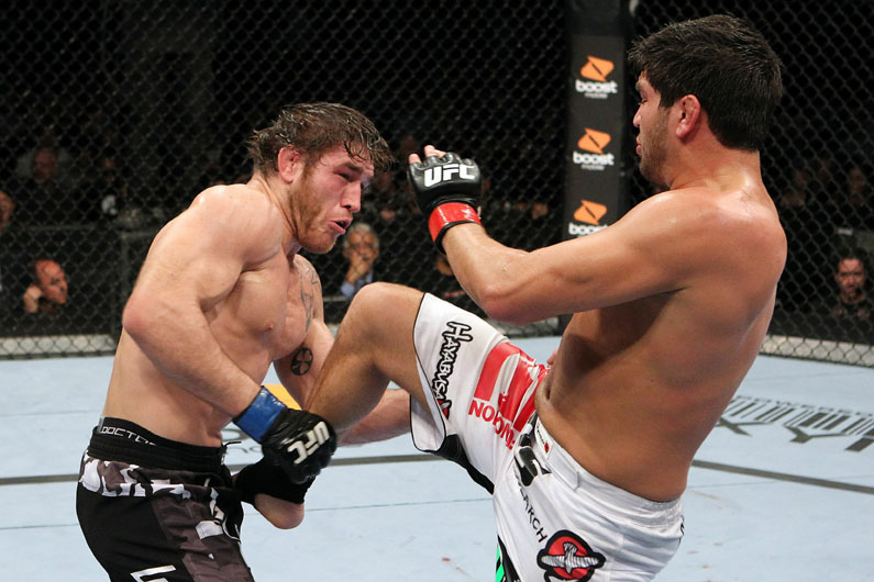 Tom Lawlor vs Patrick Cote