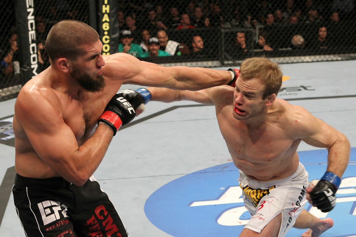 Court McGee vs Ryan Jensen