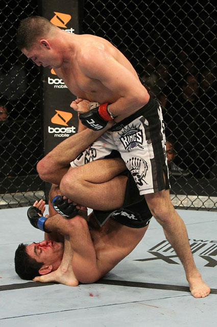 Diego Sanchez vs Paulo Thiago