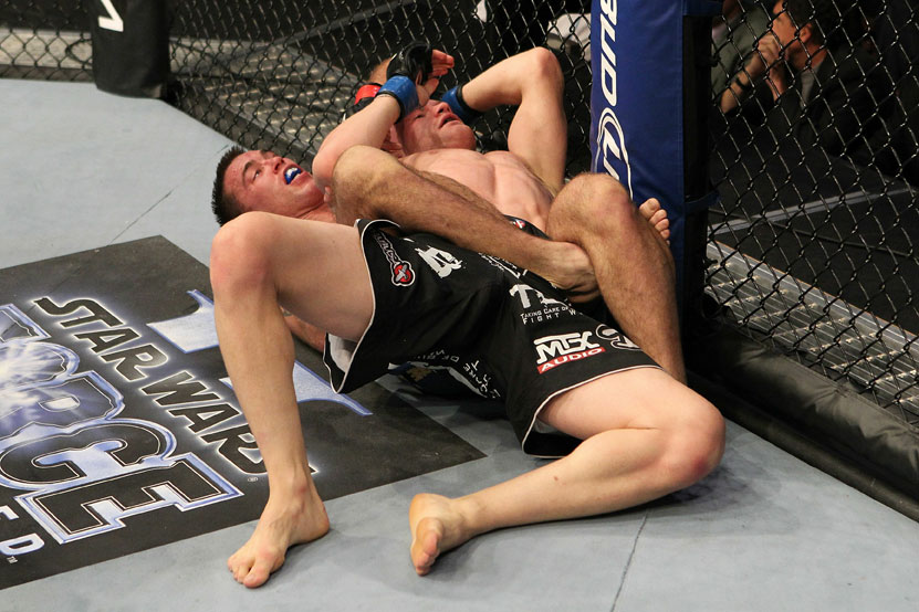 Jake Shields vs Martin Kampmann