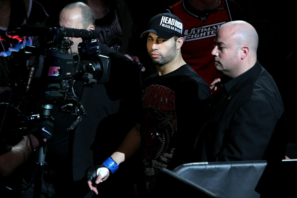 UFC 124: John Makdessi