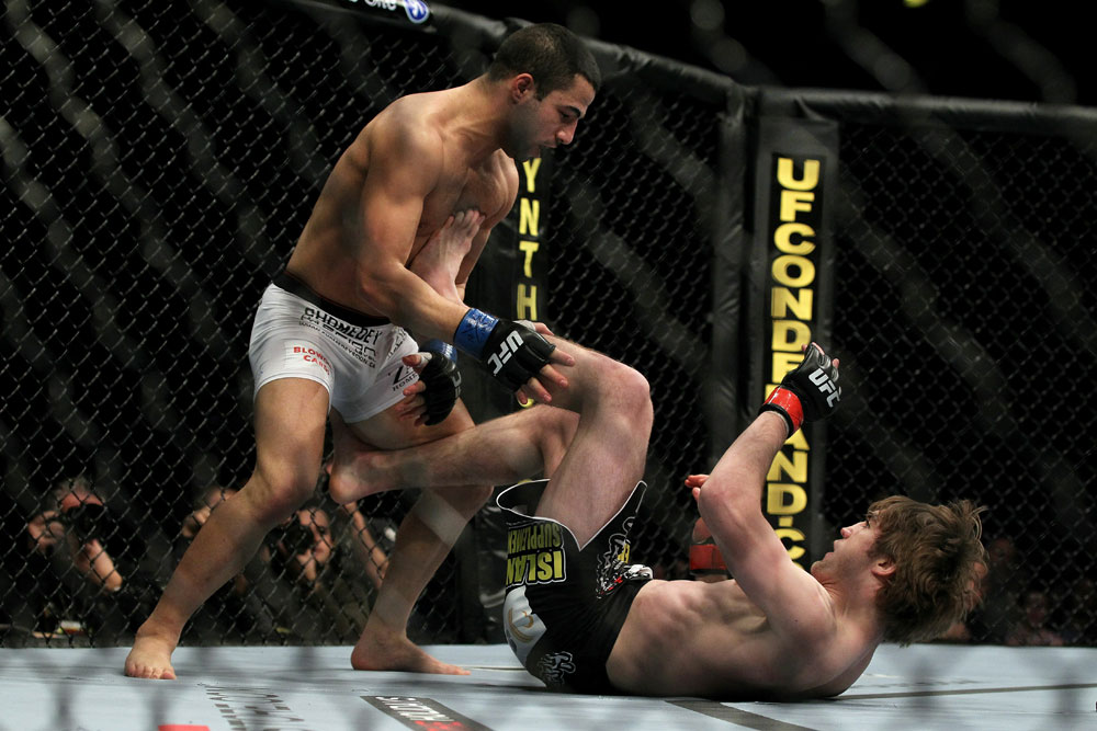 UFC 124: Audinwood vs. Makdessi