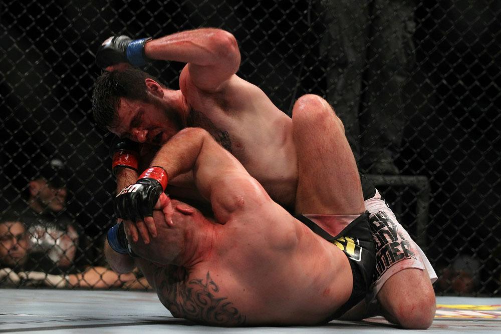UFC 125: Doerksen vs. Miller