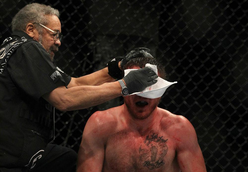 UFC 124: Dan Miller