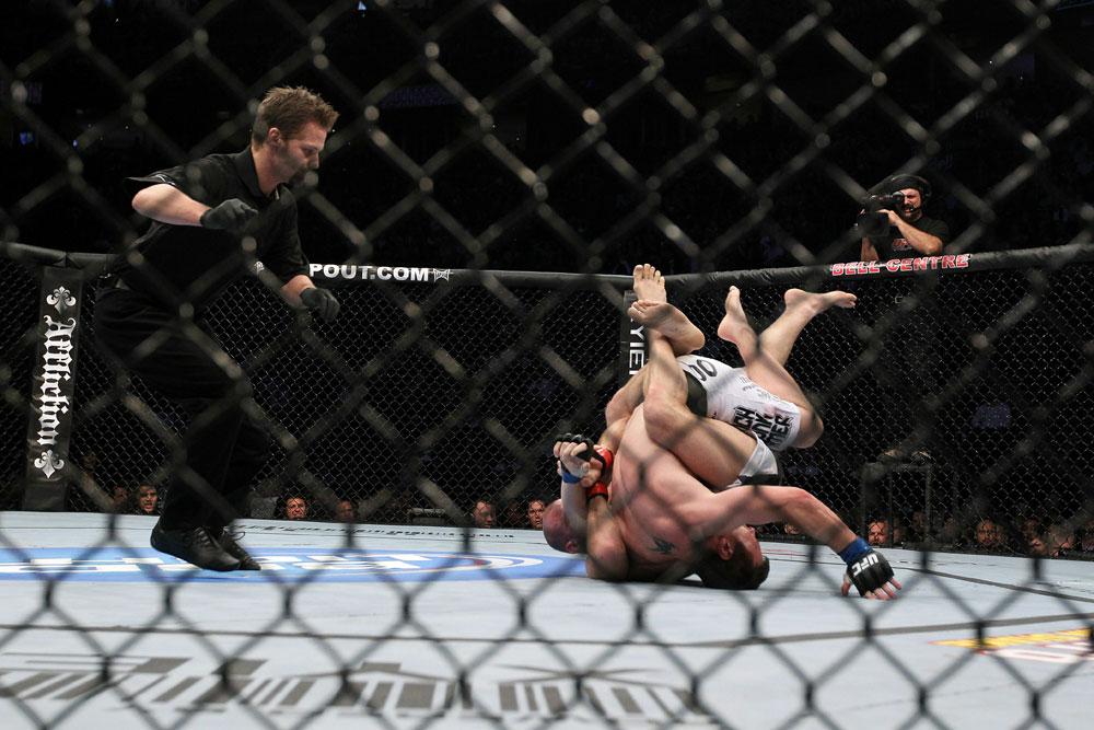 UFC 124: Doerksen vs. Miller