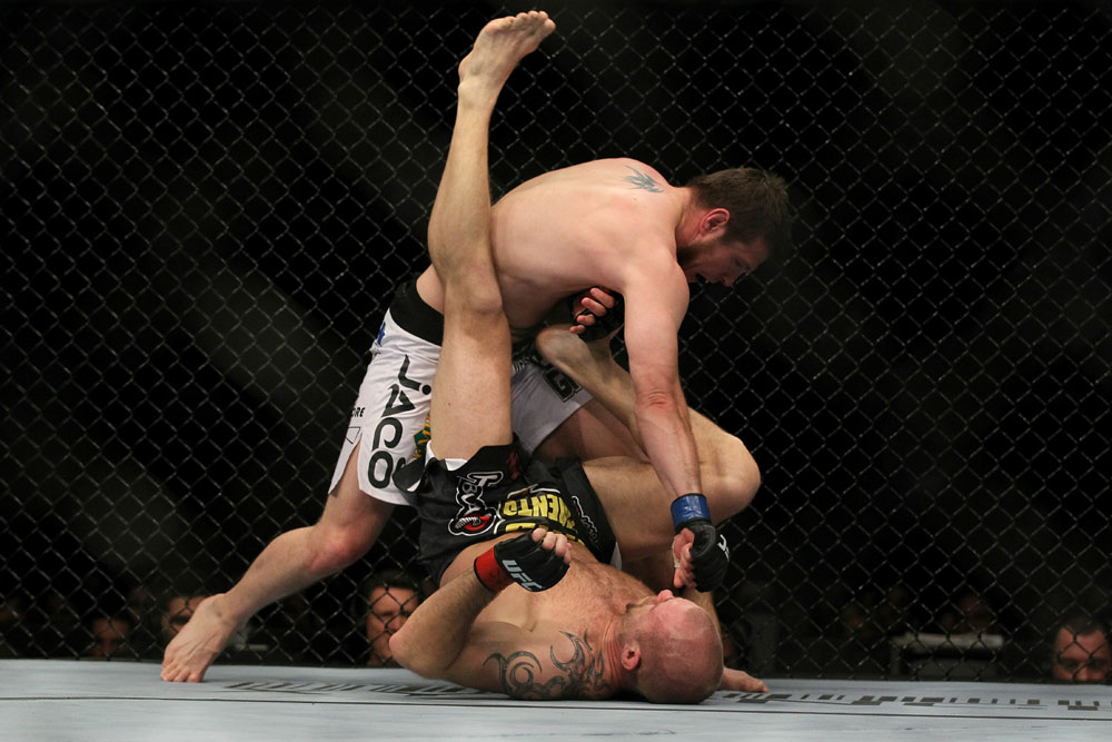 UFC 125: Doerksen vs. Miller