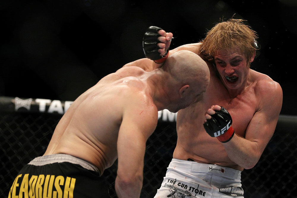 UFC 124: Riddle vs. Pierson