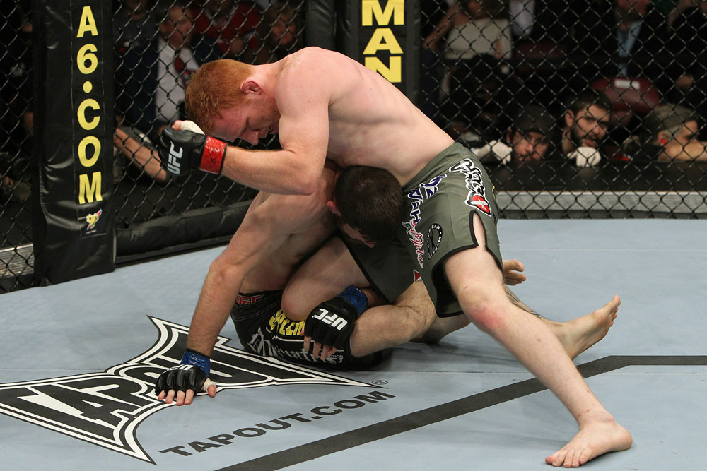 UFC 124: Bocek vs. Hazelett