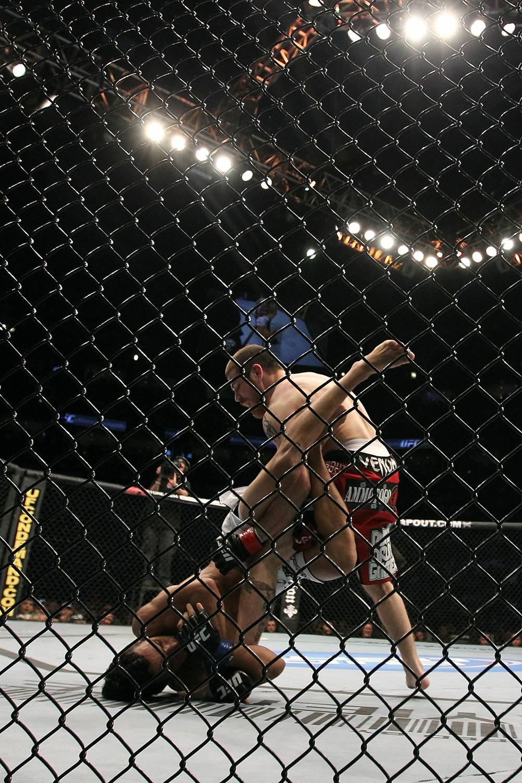 UFC 124: Miller vs. Oliveira