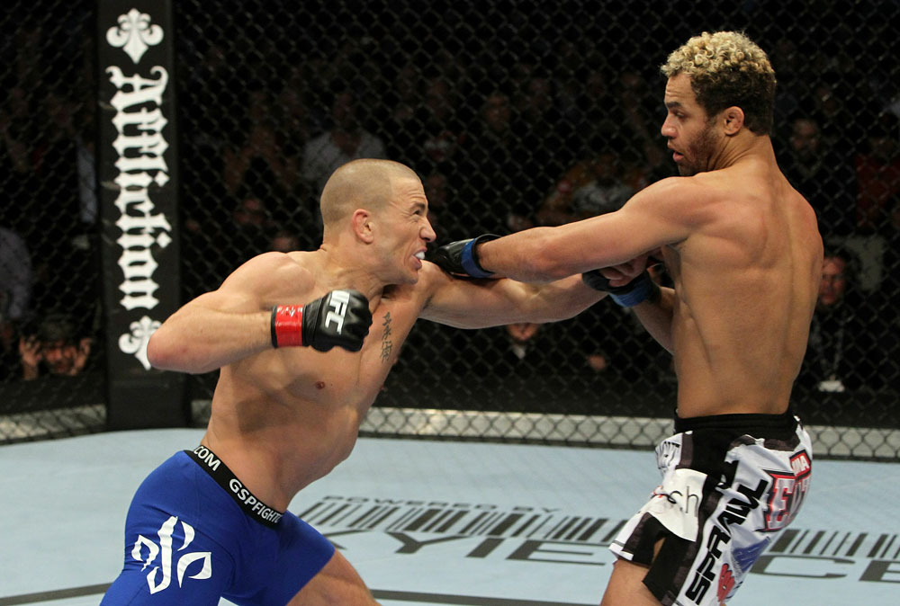 UFC 124: St-Pierre vs. Koscheck