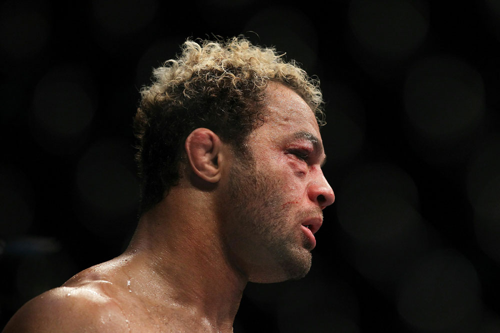 UFC 124: Josh Koscheck