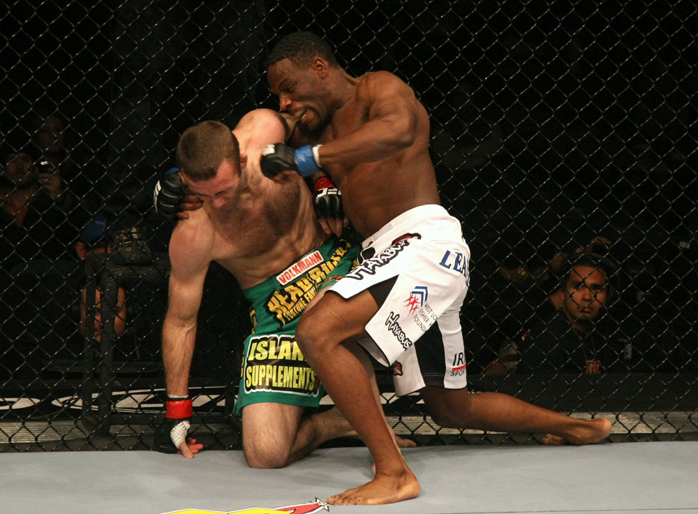 UFC 125 Volkmann vs. McKee