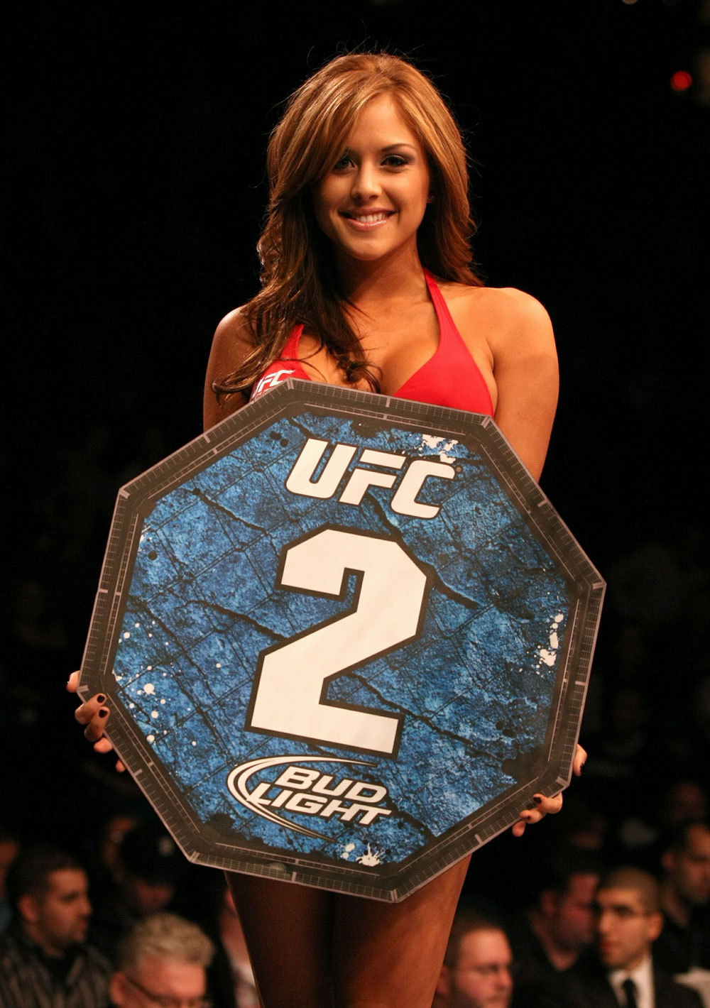 UFC 125: Brittney Palmer