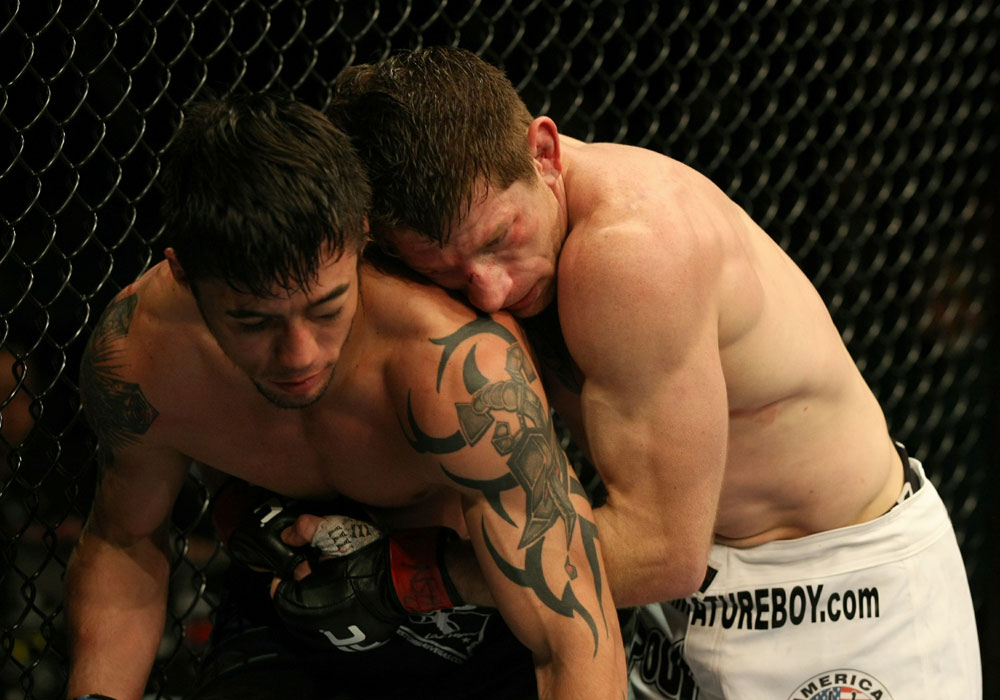 UFC 125: Brown vs. Nunes