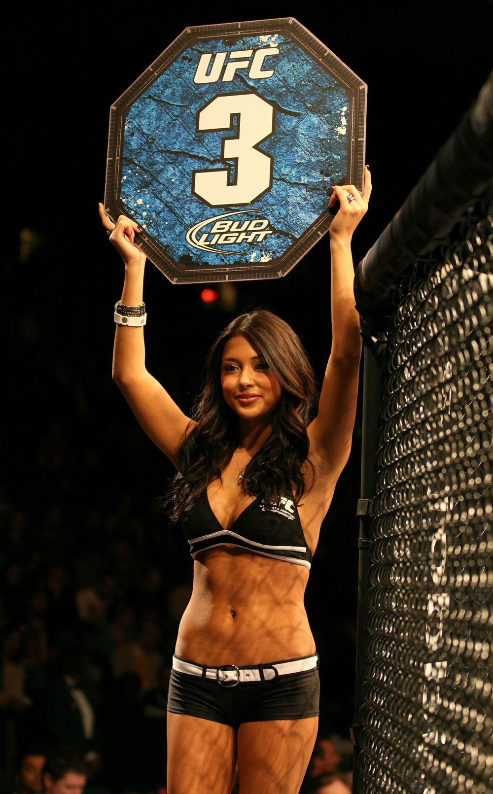 UFC 125: Octagon Girl Arianny Celeste